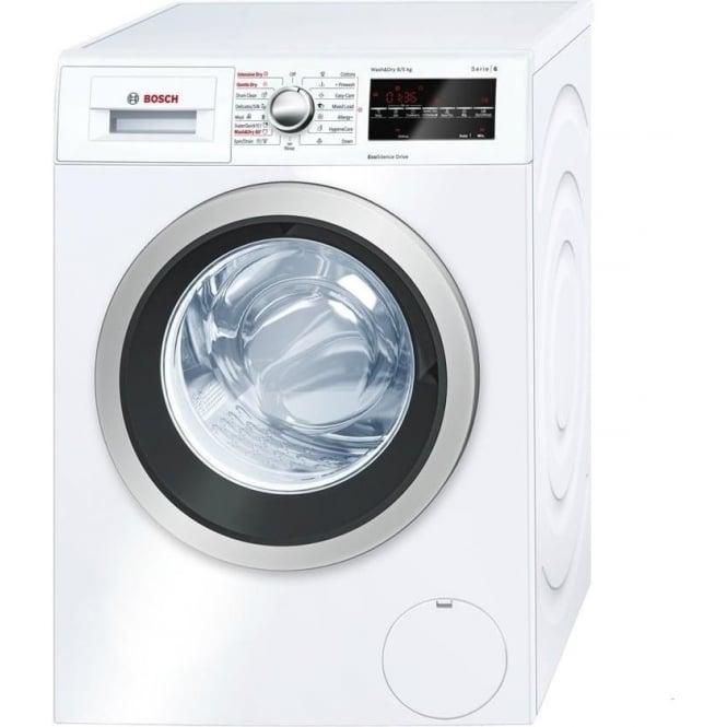 Bosch 6 Avantixx WVG30461GB 8kg Wash, 5kg Dry, 1500rpm, A Washer Dryer, White
