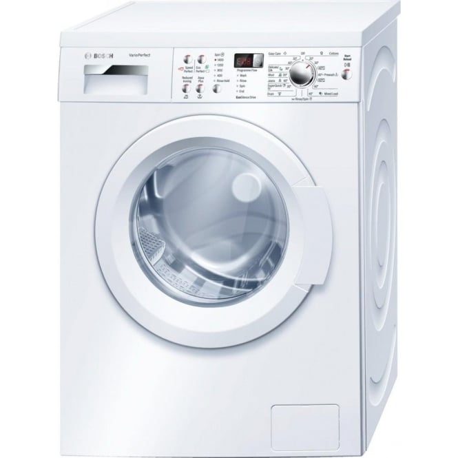 Bosch Avantixx WAQ283S1GB 8kg, 1400rpm, A+++ Automatic Washing Machine, White