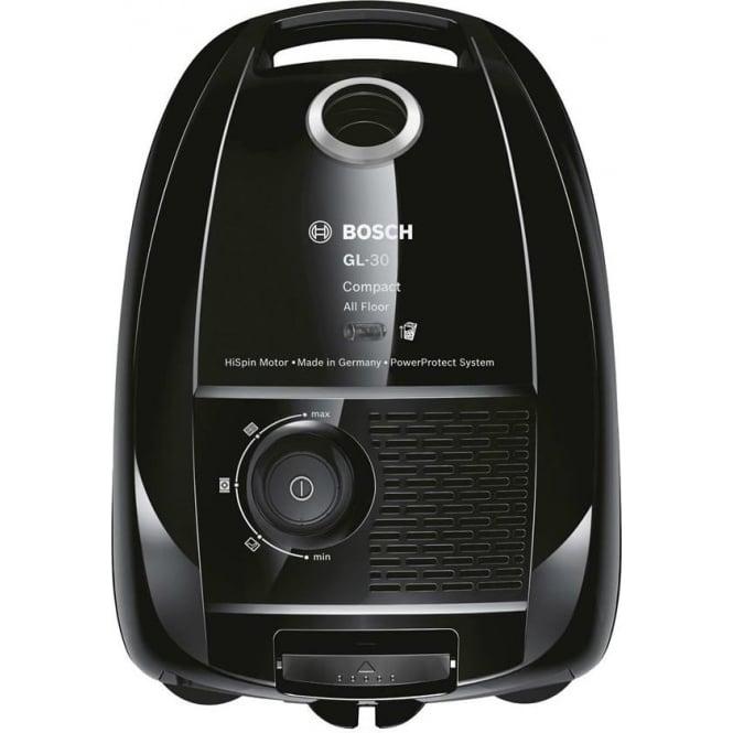 Bosch BGL3ALLGB Bagged Cylinder Compact Allfloor Vacuum Cleaner, Black