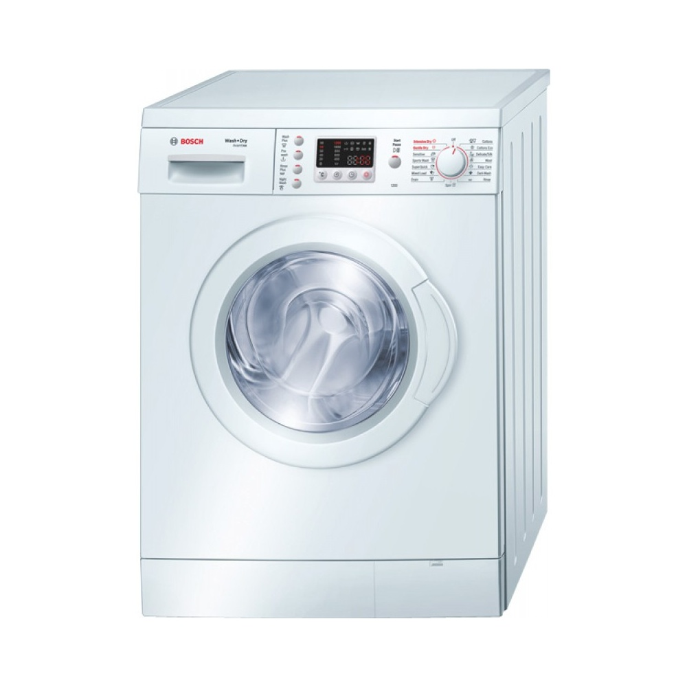 problems with bosch washing machine
