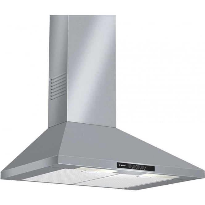 Bosch DWW07W450B Chimney Extractor Cooker Hood, Brushed Steel
