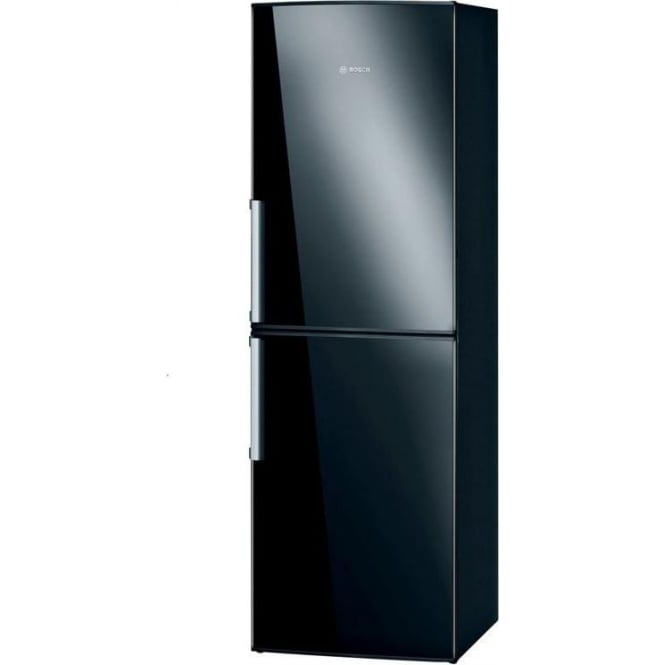 Bosch Exxcel KGN34VB20G Frost Free Fridge Freezer A+, Black