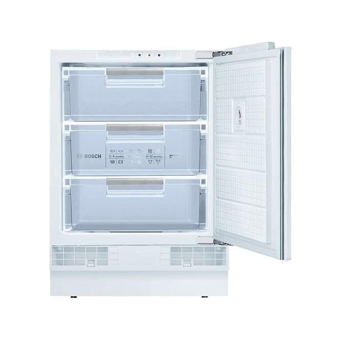 Bosch GUD15A50GB Integrated Under Counter Freezer A+, White