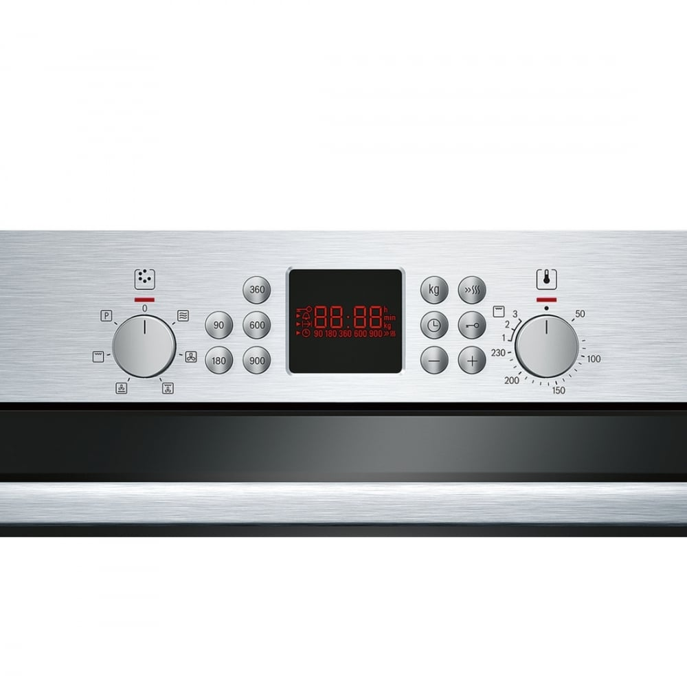 Bosch Hbc84h501b Built In Compact Combi Microwave Oven