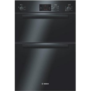 HBM13B261B Electric Built In Double Oven, Black
