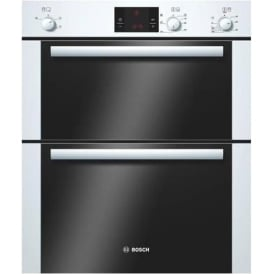 HBN13B221B Electric Built Under Double Oven, White