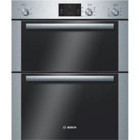 HBN13B251B Electric Built Under Double Oven, Brushed Steel