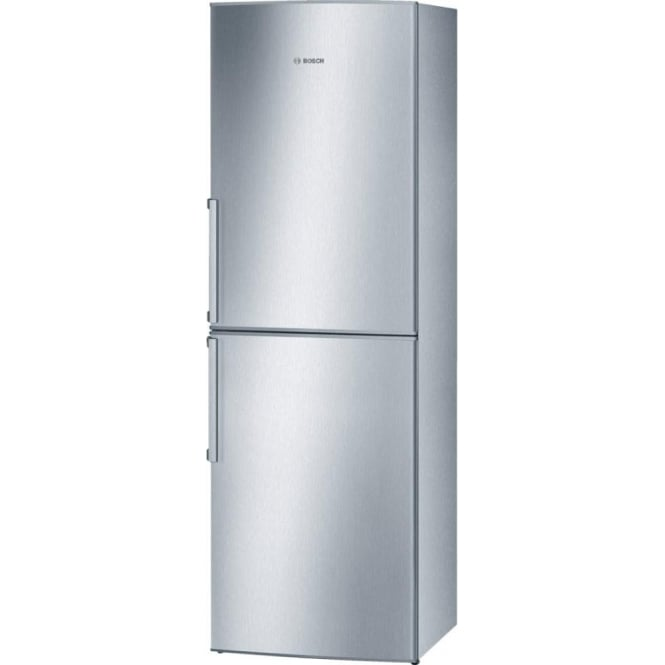 Bosch KGN34VL20G Frost Free Fridge Freezer A+, Stainless Steel