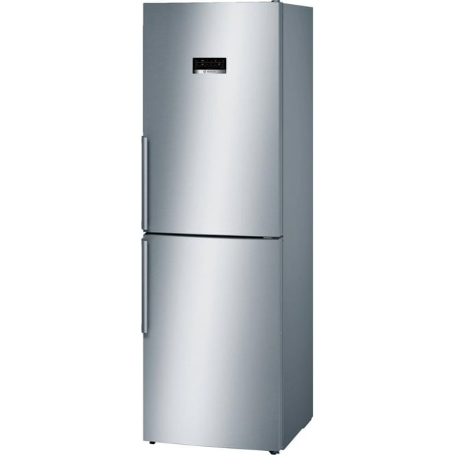 Bosch KGN34XL35G Frost Free, A++ Energy Rating, Fridge Freezer, Stainless Steel Look
