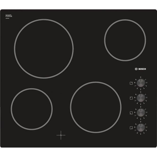 Bosch PKE611C17 Classixx Four Zone Ceramic Hob