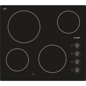 PKE611C17 Classixx Four Zone Ceramic Hob