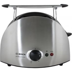 Private Collection 2 Slice Toaster, Stainless Steel