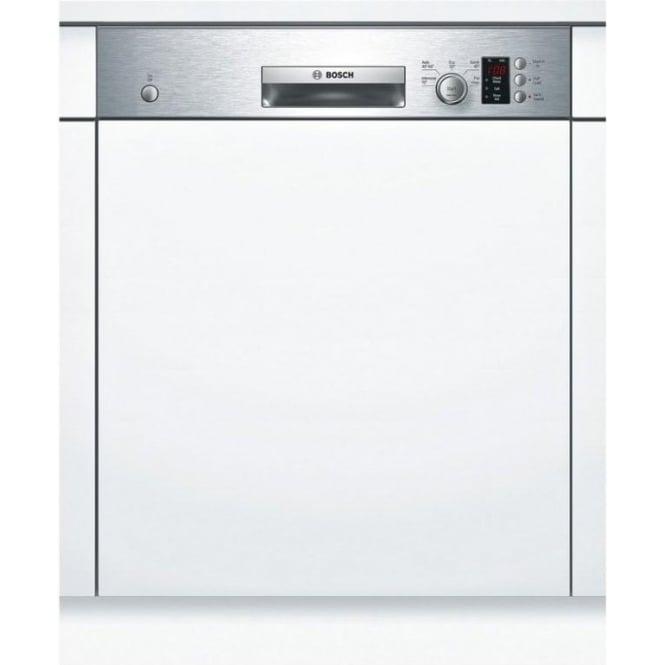 Bosch SMI50C15GB 60cm, 12 Place Settings Semi Integrated Dishwasher