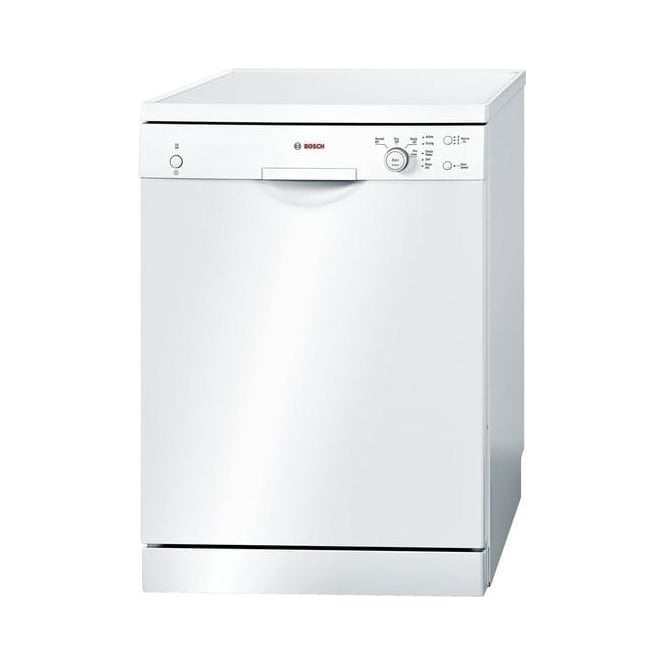 Bosch SMS40C32GB ActiveWater 60cm A+ Freestanding Dishwasher, White