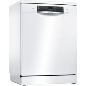 SMS46IW02G A++ Energy Rating ActiveWater 60cm Freestanding Dishwasher, White, 13 Place Setting
