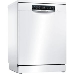 SMS67MW00G PerfectDry , 14 Place Setting, A++ Freestanding Dishwasher, White