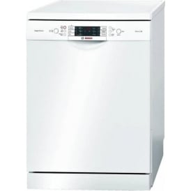 SMS69M22GB ActiveWater Freestanding 60cm A++ Dishwasher, White