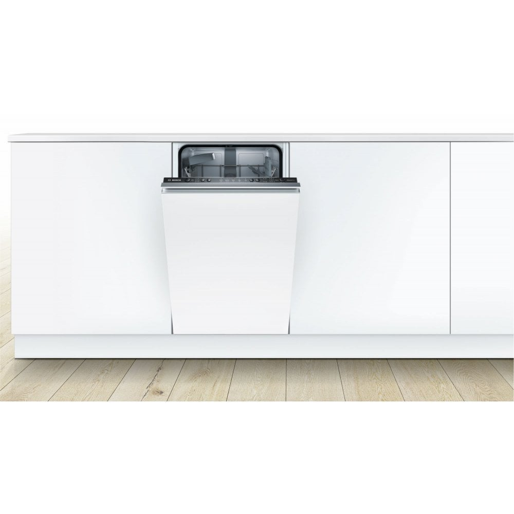 SPV25CX00G 9 Place Setting, A+ Energy Rating Slimline Integrated Dishwasher