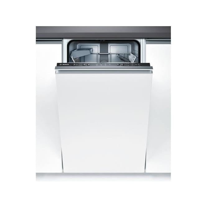 Bosch SPV40C10GB 45cm Slimline Fully Integrated Dishwasher, 9 Place Settings