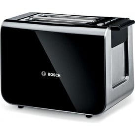 Styline 2 Slice Toaster, Black