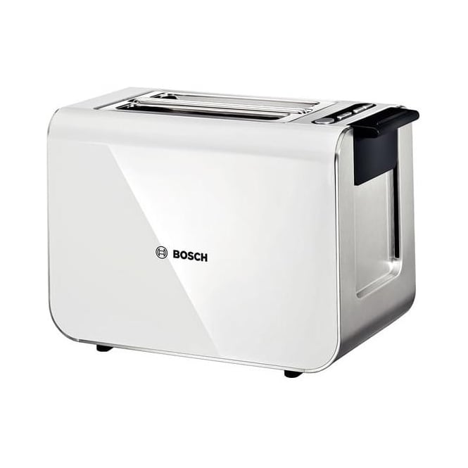 Bosch Styline 2 Slice Toaster, White