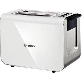 Styline 2 Slice Toaster, White