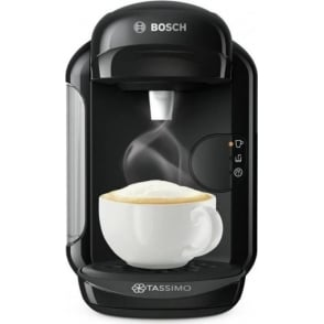 TAS1402GB Tassimo Vivy 2 Coffee Machine, Black