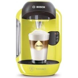 Tassimo Vivy 2 TAS1256GB Coffee Machine, Lime