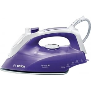 TDA2651GB 2300W Steam Iron, Purple/White