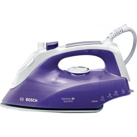 TDA2651GB 2300W Steam Iron, Purple/White