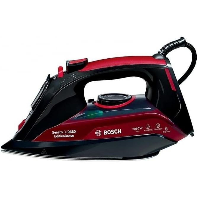 Bosch TDA5070GB Sensixx DA50 EditionRosso 3050W Steam Iron