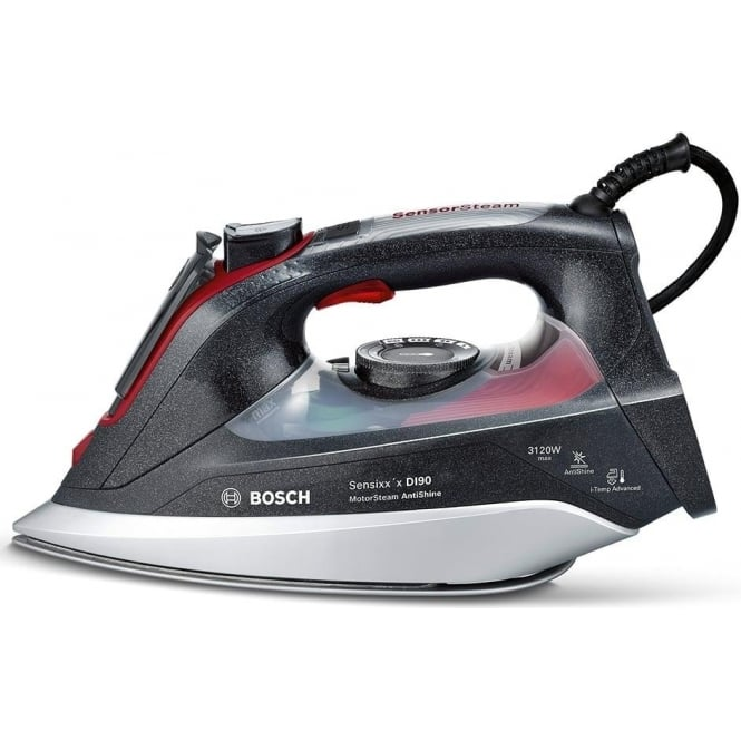 Bosch TDI9020 Compact Steam Generator Sensixx AntiShine Iron