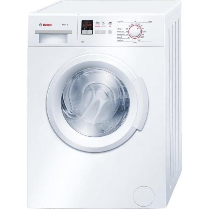 Bosch WAB24161GB 6kg, 1200rpm, A+++ Freestanding Washing Machine, White