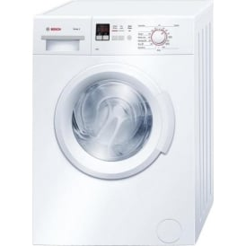 WAB24161GB 6kg, 1200rpm, A+++ Freestanding Washing Machine, White