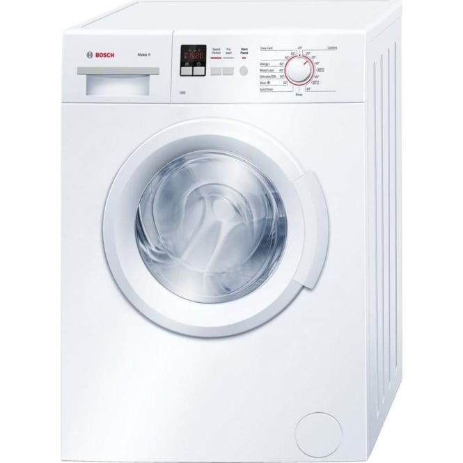 Bosch WAB24161GB 6kg, 1200rpm, A+++Washing Machine, White