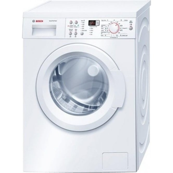 Bosch WAP28378GB 8kg, 1400rpm, A+++ Freestanding Washing Machine, White