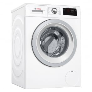 WAT28661GB 8kg, 1400rpm, A+++ Washing Machine, White