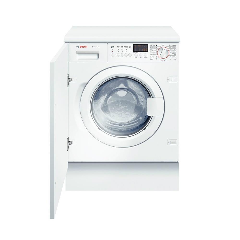 bosch wis28440gb logixx built in washing machine jersey. Black Bedroom Furniture Sets. Home Design Ideas