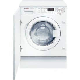 WIS28441GB Logixx 7kg, 1400rpm, Fully Integrated Washing Machine