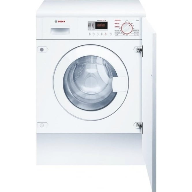 Bosch WKD28351GB 7kg/4kg, 1400rpm, Fully Integrated Washer Dryer