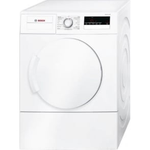 WTA79200GB 7kg Load, C Energy Rating Vented Tumble Dryer, White