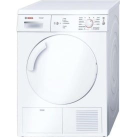 WTE84106GB 7kg, B Condenser Tumble Dryer, White