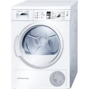 WTW863S1GB 7kg, A Heat Pump Tumble Dryer, White