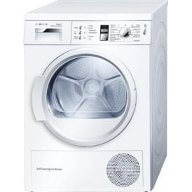 WTW863S1GB 7kg, A Heat Pump Tumble Dryer, White