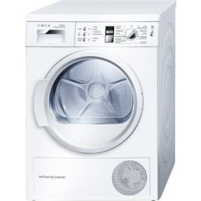 WTW863S1GB 7kg Heat Pump Condenser Dryer, White