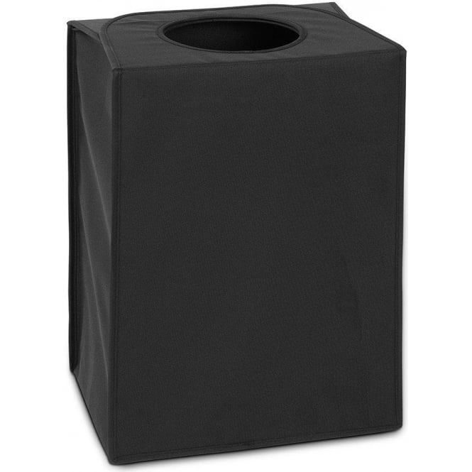 Brabantia 101762 Laundry Bin Rectangular, Black