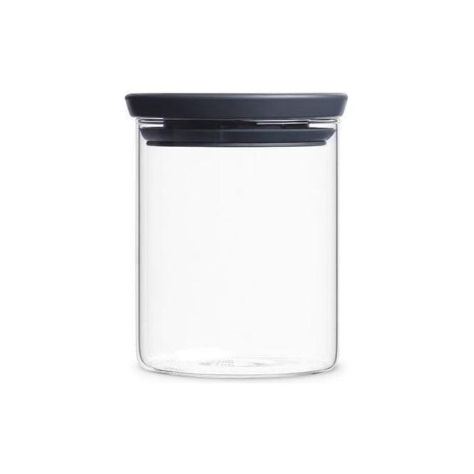 Brabantia 298288 Stack Glass Jar 0.6L