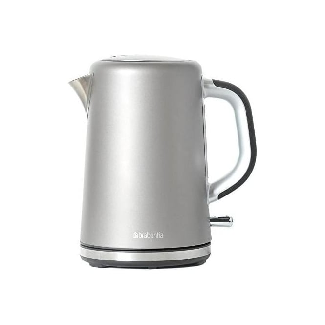 Brabantia Kettle, Platinum Stainless Steel
