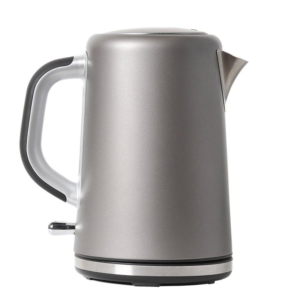 Stainless Steel Kettle ~ Brabantia kettle platinum stainless steel
