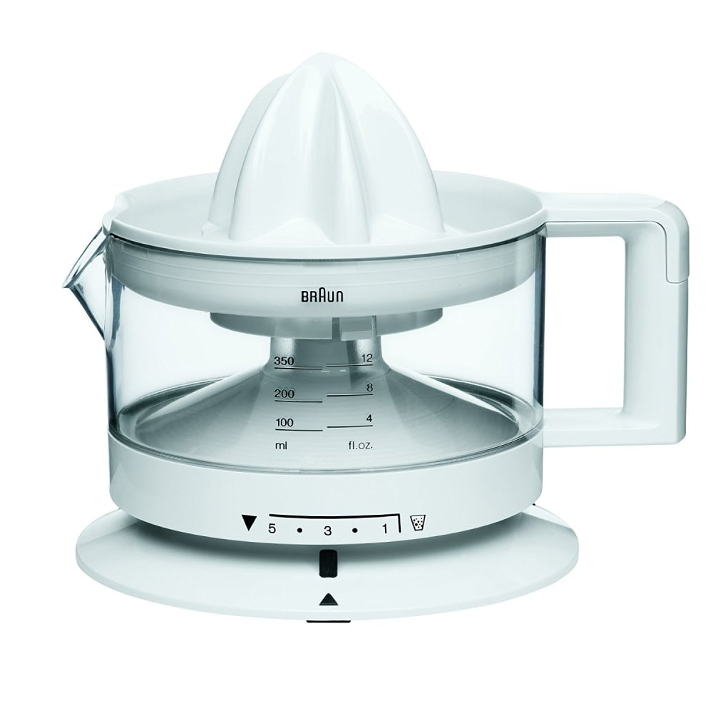 Electric Citrus Reamer ~ Braun electric citrus juicer home appliances from